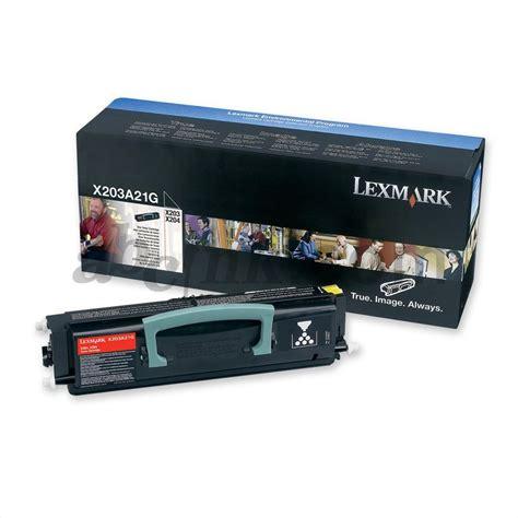 Toner Lexmark toner cartridges for lexmark x204n printer