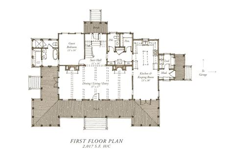 our town house plans our town plans