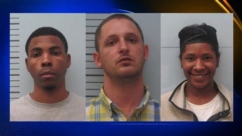Oxford Ms Arrest Records Oxford Arrest Three On Various Charges