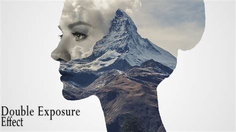 double exposure effect photoshop tutorial by spoongraphics double exposure effect photoshop tutorial youtube