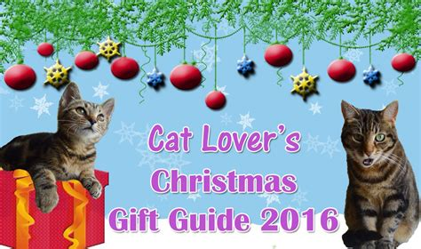 cat lover s christmas gift guide 2016 playful kitty