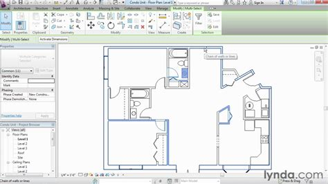 video tutorial revit 2015 lynda revit architecture 2015 essential training video
