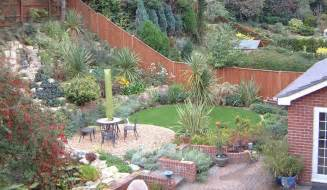 Small Sloped Garden Design Ideas Sloping Garden Design Ideas For Small Garden Tinsleypic Landscape Garden