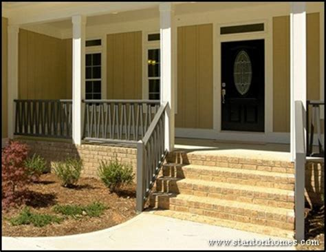Custom Home Building And Design Blog Home Building Tips Front Door Railings