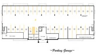 floor plans for garages parking garage floor plans find house plans