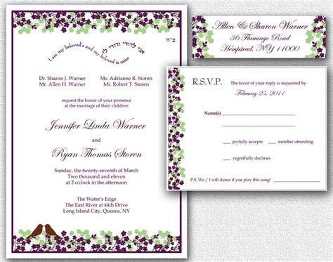 wedding address cards templates wedding invitation rsvp card return address labels