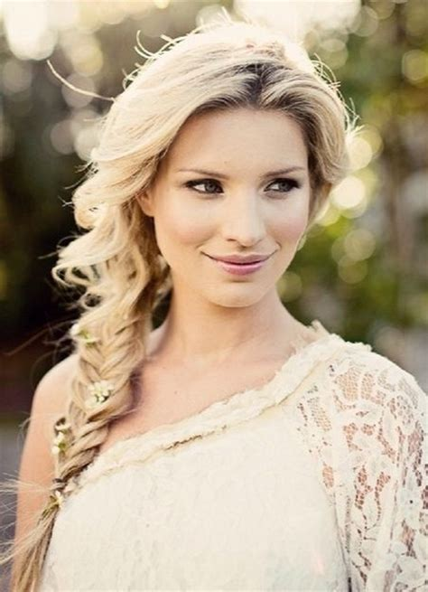Bridal Hairstyles Side Braid by 8 Chic Side Braid Hairstyles Popular Haircuts