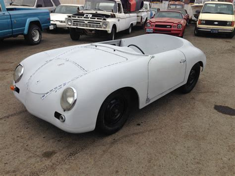 porsche speedster kit car 1956 356 porsche replica kit car porsche 356