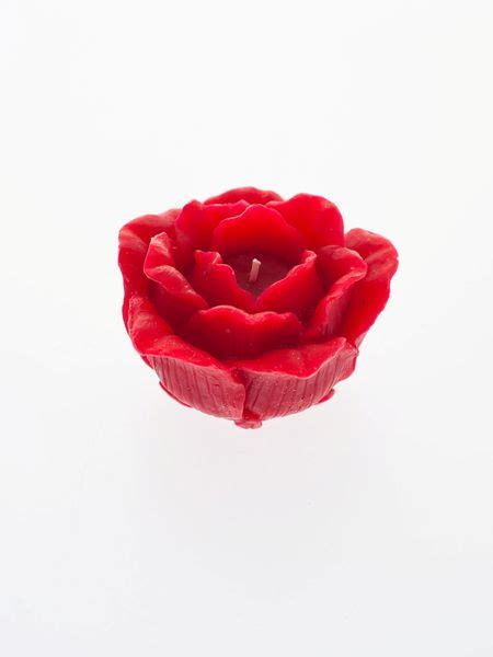 candele rosse candles nordic house