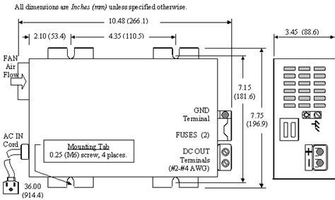 Converter Dc Lk To Discman pm3 12v lk series powermax converters