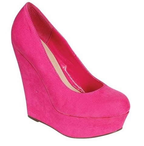 25 best ideas about pink wedges on wedge