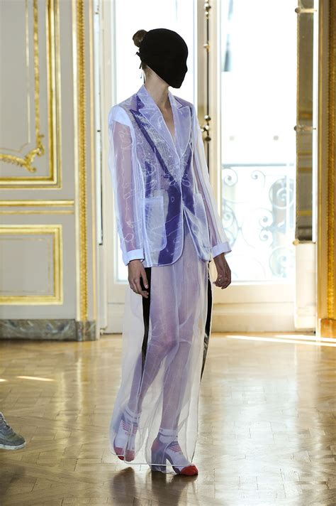 maison martin margiela fall 2011 runway pictures livingly