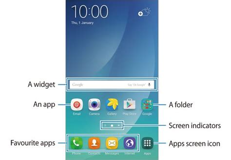 galaxy note  home screen galaxy note tips tricks