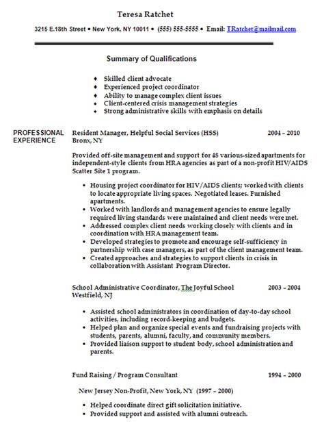 Targeted Resume Exle by Doc 525679 Resume About Target Resume Templates Exles Of Targeted Resume Bizdoska