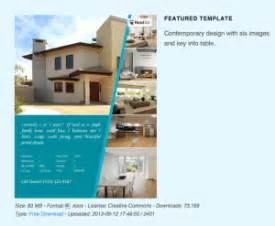 realty open powered by free real estate flyer templates download print today