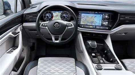 volkswagen touareg interior 2019 volkswagen touareg interior