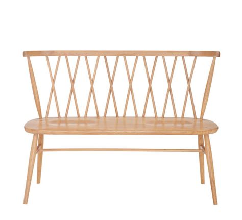 ercol bench shalstone dining bench ercol furniture
