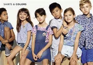 United colors of benetton 2015 kids campaign sophia zalipsky
