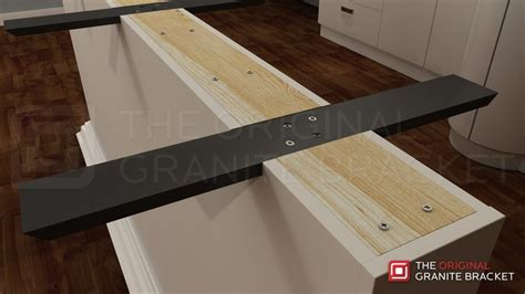 Granite Countertop Support Brackets by Flat Wall Countertop Support Bracket The Original