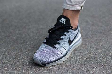 Sepatu Nike Airmax Flyknite 06 nike wmns flyknit air max cool grey sneaker bar detroit