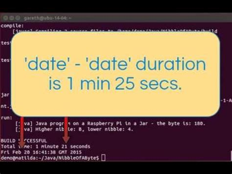 gradle tutorial java youtube maven gradle and ant for java on the raspberry pi b