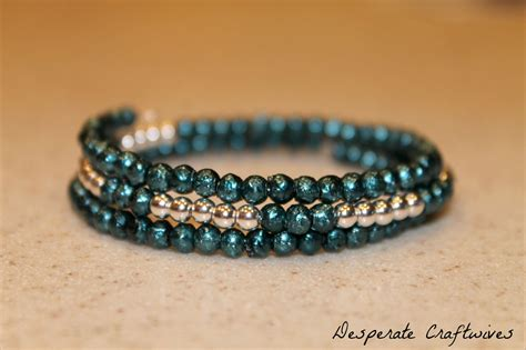 desperate craftwives memory wire bracelets