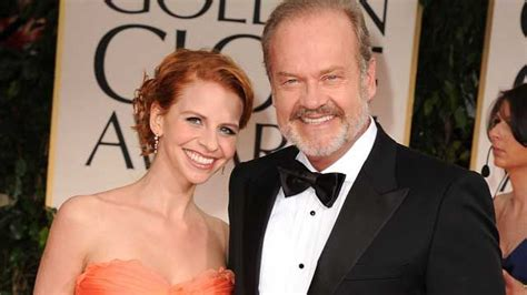 kelsey grammer wife kelsey grammer s new wife kayte walsh not proud of how