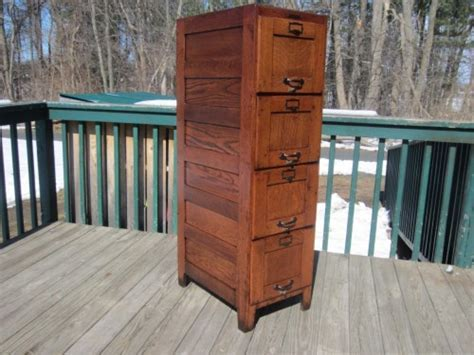 Antique filing cabinets, antique library card catalog
