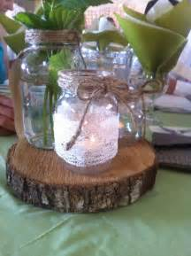 rustic jar centerpieces diy pinner diy crafts wedding decor rustic vintage