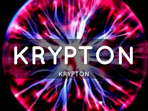 Krypton Protons by Krypton By Tlabbree