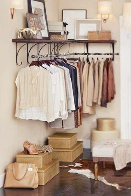 bedroom clothes rack 35 storage hacks for your home national storage australia