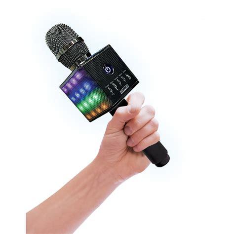 Mic Bluetooth mitashi wireless karaoke mic with inbuilt speakers and