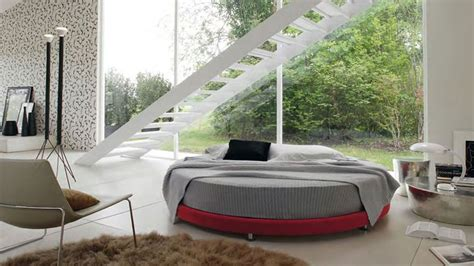 modern round bed unique round bed ideas that will give your bedroom a distinct look vizmini