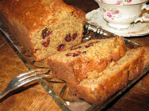 rührteig kuchen rezept banana bread with cranberries usa kulinarisch