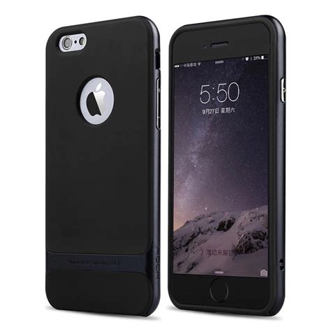 rock royce ultraslim hybrid shockproof cover for iphone 6 6s 6 6s plus ebay