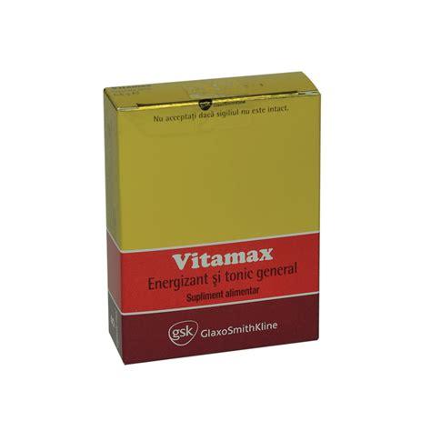 Virda Maxy vitamax x 15 capsule moi catena preturi mici