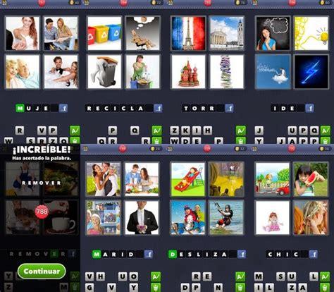 imagenes y palabras soluciones septiembre 2014 soluciones juego 4 fotos 1 palabra