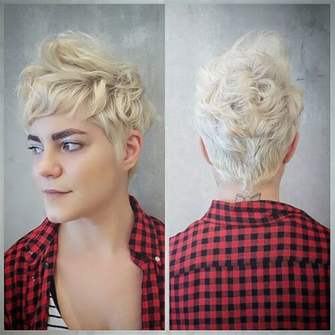 pixie cut strong jawline 38 best pixie cut hairstyles that are hot in 2018