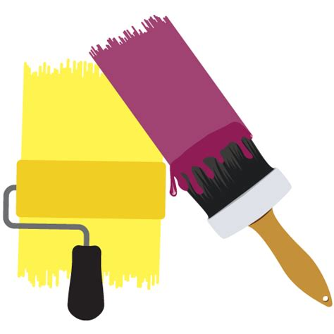 painting icon painting icon service categories iconset atyourservice