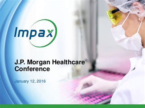 jp annual healthcare conference 2015 jp 34th annual healthcare conference
