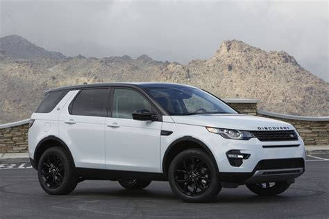 land rover discovery sport black land rover discovery sport hse luxury black design pack 2015