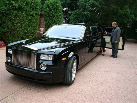 Rolls Royce Chauffeur Rolls Royce Phantom Car Models