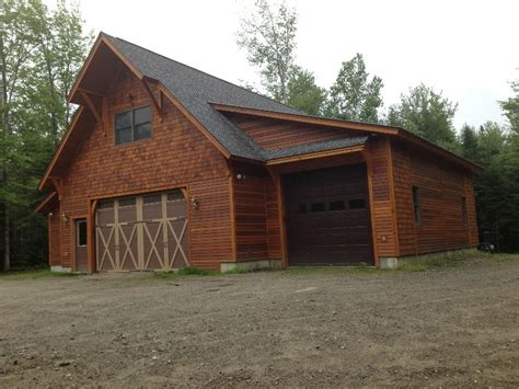 garage barns vermont barns garages custom homes john j read