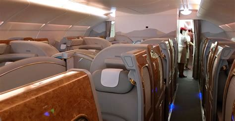 a380 cabin emirates a380 class review dubai to new york