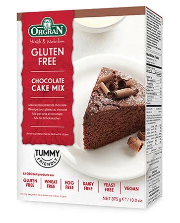 Chocolate Cake Mix chocolate cake mix orgran