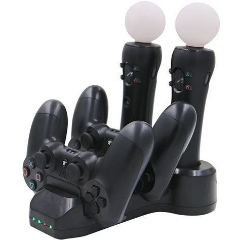 Ps4 Motion Vr With Stand Kaset Rabbids aliexpress buy ps vr move controller ps4