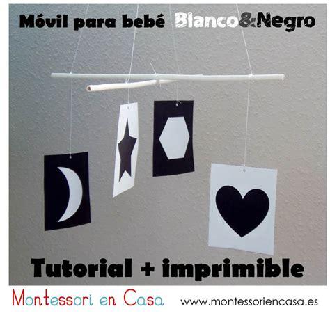 imagenes blanco y negro estimulacion bebes m 243 vil de beb 233 quot contrastes en blanco negro quot imprimible y