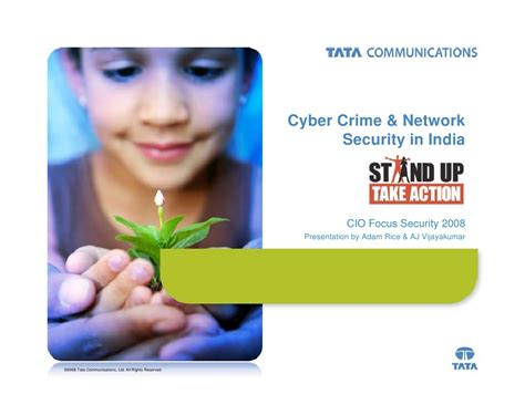 Mba In Network Security In India by Cyber Crime And Network Security In India