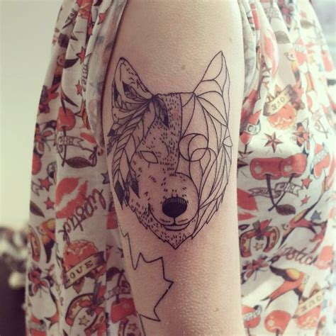 wild animal spirits in beautiful tattoos by cheyenne