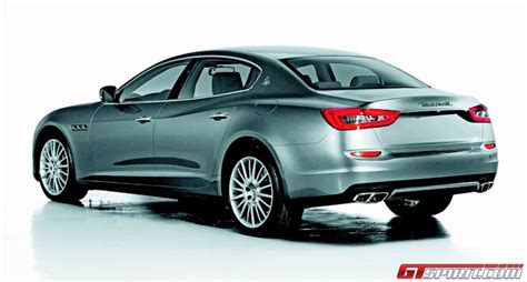 Brand New Maserati by Leaked Images Of The Brand New Maserati Quattroporte